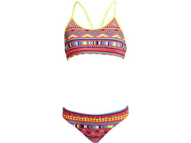 Funkita Racerback Bikini Girls, bont
